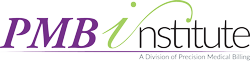 PMB Institute – A Division of Precision Medical Billing Logo