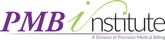 PMBi Payment Management & Billing Institute – A Division of Precision Medical Billing Logo